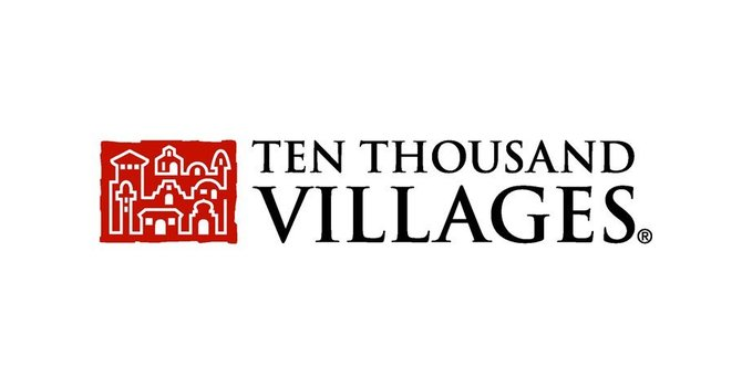 Ten Thousand Villages Shopping Event