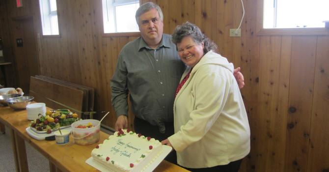 Andy and Glenda's Anniversary image