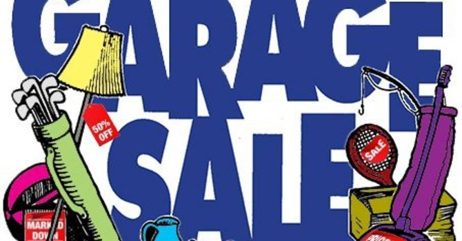 Garage Sale - St. Johns', Port Moody