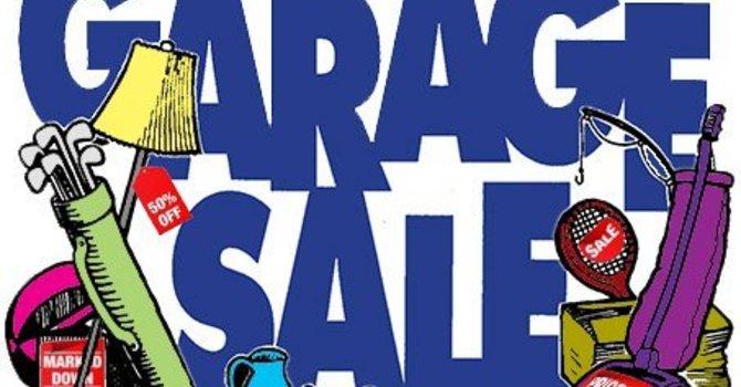 Garage Sale - St. Johns', Port Moody