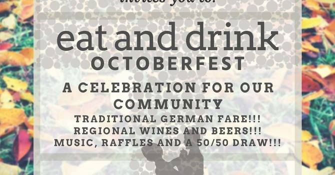 Eat and Drink - Octoberfest