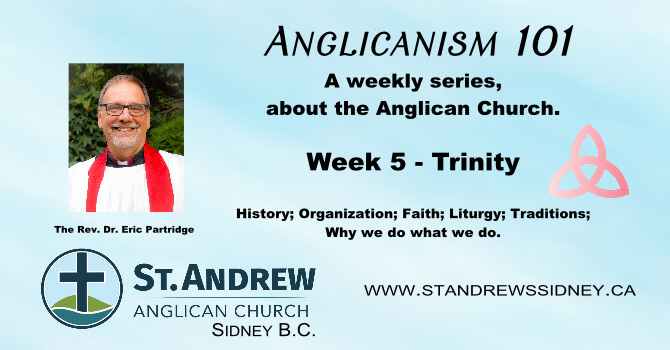 Anglicanism 101 A Series of Short Talks Part 5 image