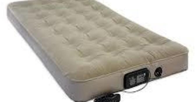 NEEDED - Twin Blow up Mattress