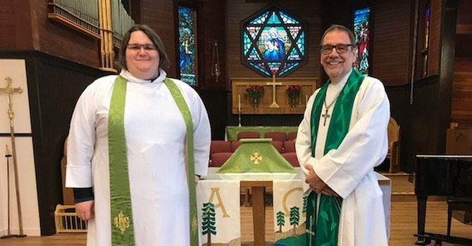 The Rev. Juli Mallett appointed as Priest Associate at St. Andrew, Sidney