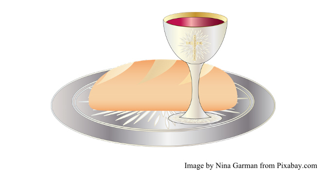 HOME COMMUNION image