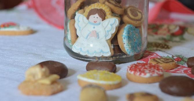 Be a Christmas Angel image