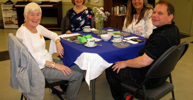 Online Sunday Tea And Coffee Fellowship image