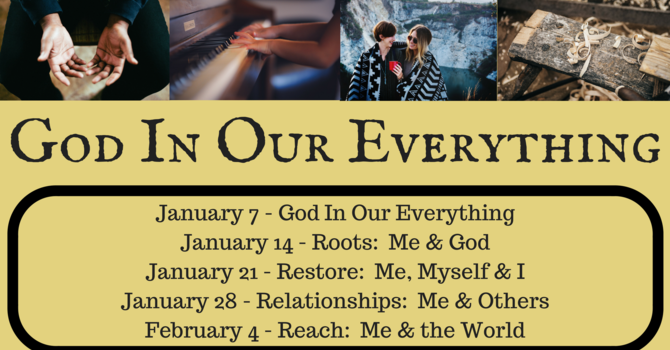 God in Our Everything