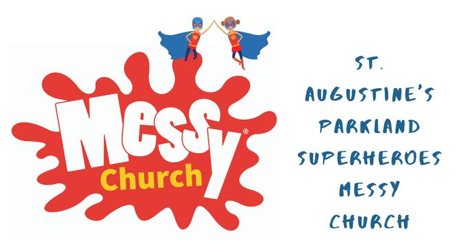 Superheroes Messy Church