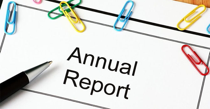 Annual Report for 2017 image