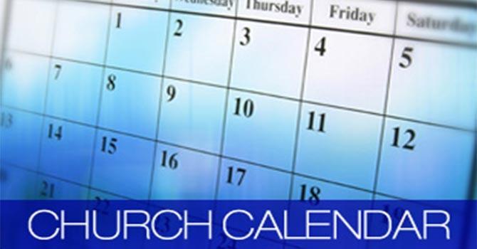 Monthly Calendar image