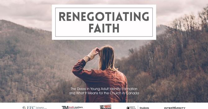 Renegotiating Faith: Lecture 1