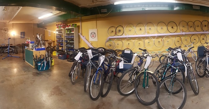 Klatawa Bike Shop Open for Business