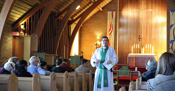 Installation of Archdeacon for Indigenous Ministry