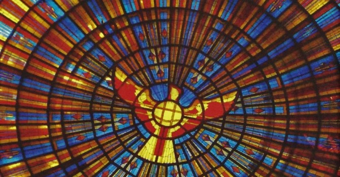 Worship Sevice Bulletin - The Day of Pentecost image