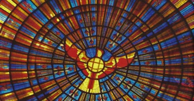 Worship Sevice Bulletin - The Day of Pentecost image