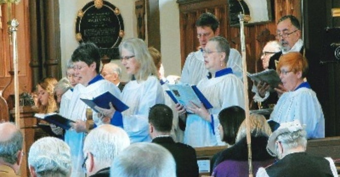 Like to Sing? Join our Choir. image