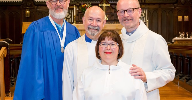Update from the Parish Leadership Team image