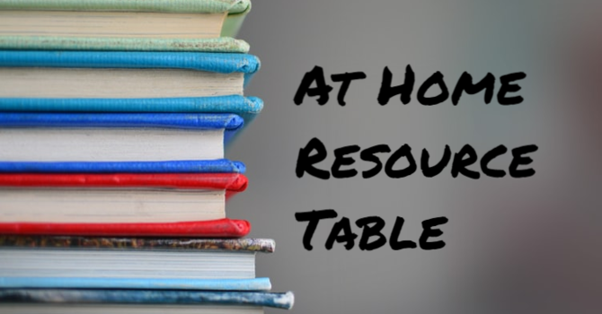 At Home Resource Table
