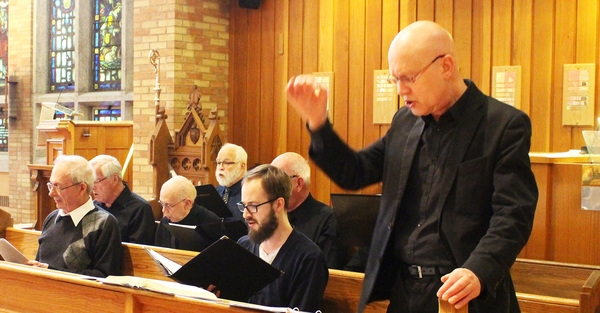 Cathedral Director of Music Honoured