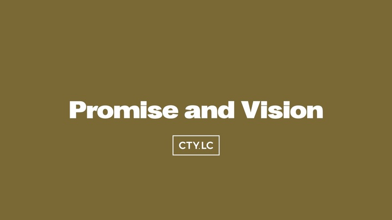 Promise and Vision