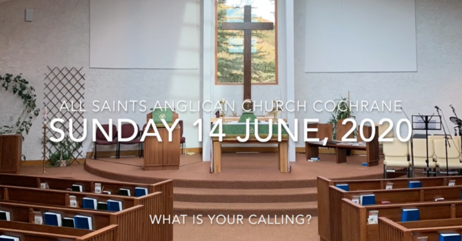 Eucharist Service June 14