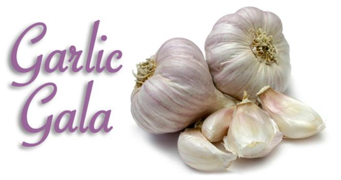 Great Gargantuan Gastronomic Garlic Gala - Nov. 3