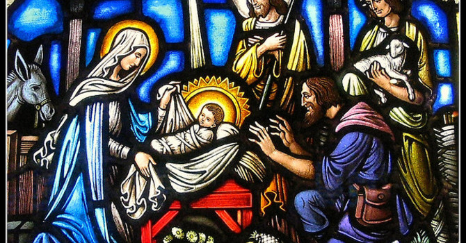 Looking ahead to our Christmas worship image