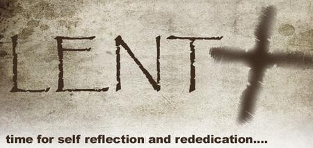 Opportunites for Lent