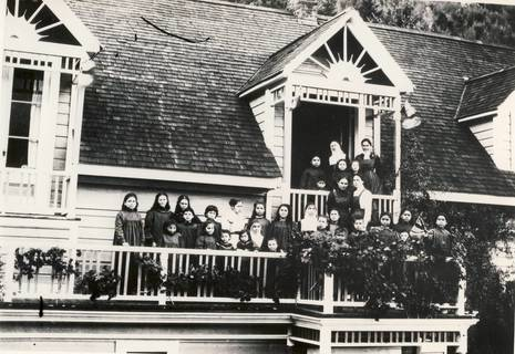 Indian Residential Schools Summary