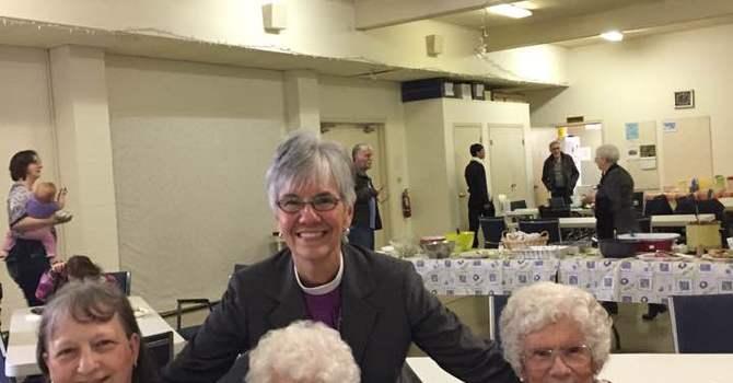 Bishop Melissa's visit October 30, 2016 image