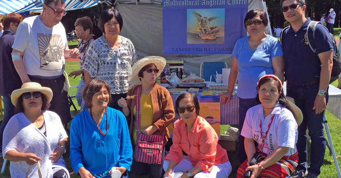 Anglicans Celebrate Philippine Independence image
