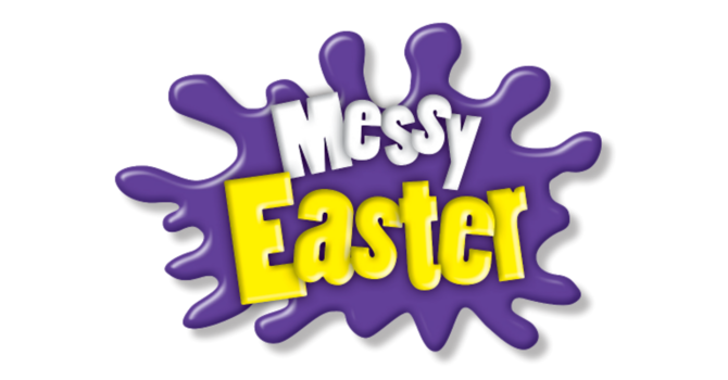 Messy Church Virtual Easter image