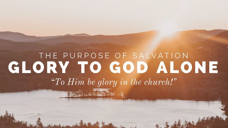 Believe: The Purpose of Salvation