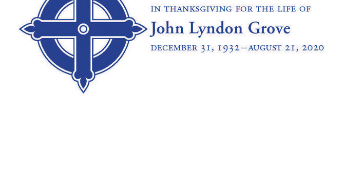Funeral Mass for J. Lyndon Grove, ODNW