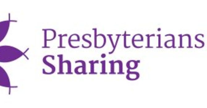 Presbyterians Sharing  image