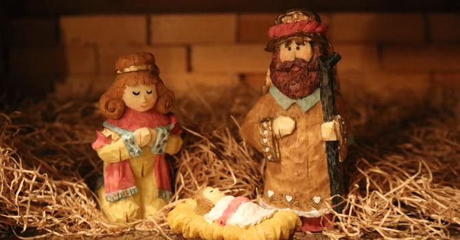 Christmas at home with Holy Hermits image