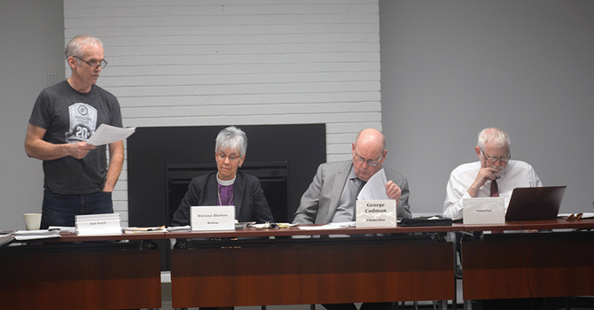 Financial News from Diocesan Council