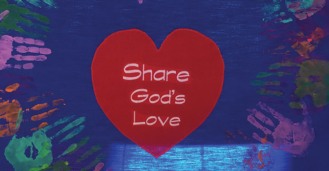 Sharing God's Love image