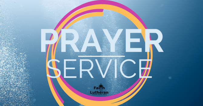 Psalm 26 -- Evening Prayer Service