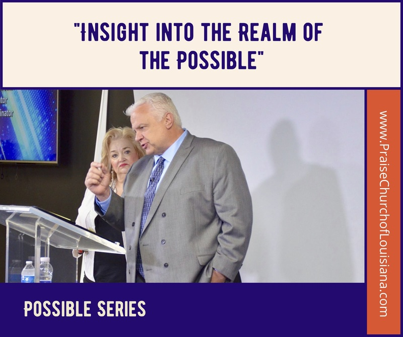 """""""Insight into the Realm of the Possible"""""""