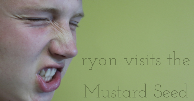 Ryan Visits the Mustard Seed // Serve Vlog image