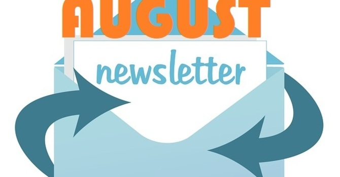 August 2019 Newsletter image