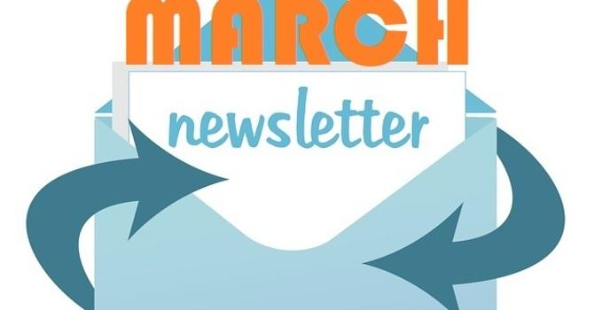 March 2020 Parish Newsletter image