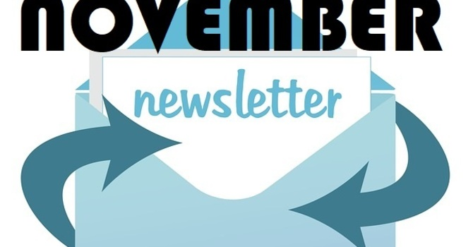November 2019 Parish Newsletter