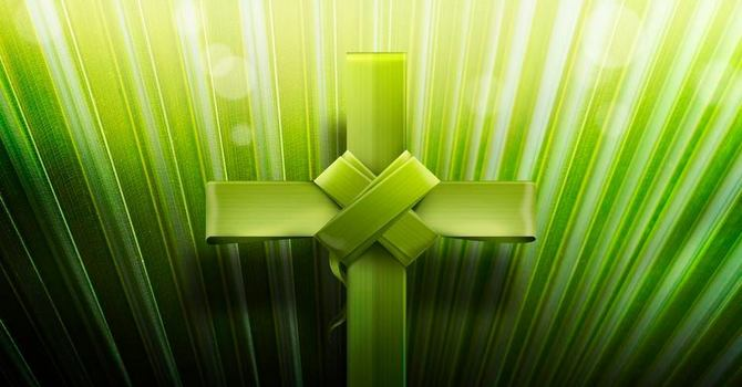 Palm Sunday Reading and Message