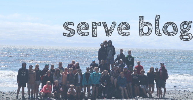 BEACH DAY! // Serve Blog image