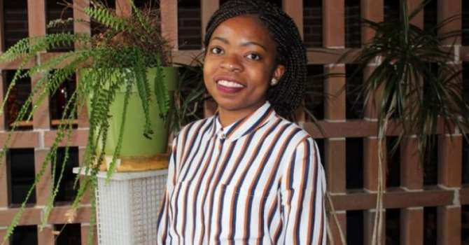 We are proud of Annette!  Rhodes Scholarship image