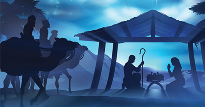 The Arrival of the Magi
