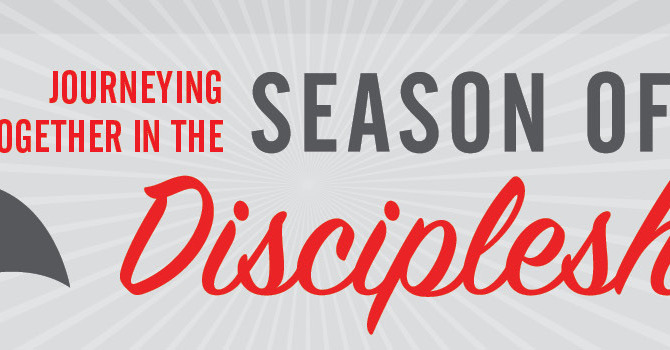 A Season of Discipleship: You are the Laity of God image